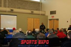 2014 Youth Sports Expo hosted by Gwinnett County Parks and Recreation at Rhodes Jordan Park Community Recreation Center on February 1st.
