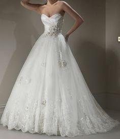 Show me your DREAM dresses & your actual ones! :) - Weddingbee