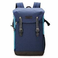 51ec3e710eae Waterproof Camera Backpack