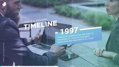 Corporate Timeline (Videohive After Effects Templates)