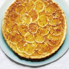 Seriously lemon tart from Cooking Light Magazine, November 2012: Special Anniversary Double Issue: Best Recipes of Our First 25 Years