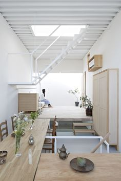 House in Itami by Tato Architects #interiors