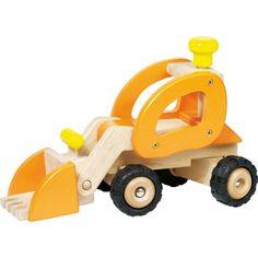 Hjullastare Stor - Goki - Paddington's Leksaker