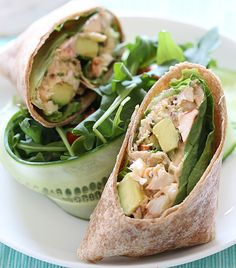 Chipotle Lobster and Avocado Wrap. Chipotle Lobster and Avocado Wrap- treat yourself this summer with this delicious creamy and spicy lobster wrap. A perfect healthy lunch! Skinny Recipes, Healthy Recipes, Lunch Recipes, Drink Recipes, Yummy Recipes, Seafood Recipes, Cooking Recipes, Lobster Recipes, Cooking Tips