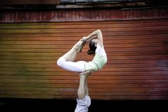 Yoga in Moscow by Wari Om Photography, via Flickr