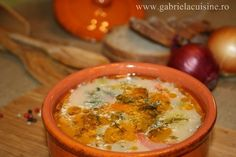 Soup Recipes, Cooking Recipes, Hungarian Recipes, Supe, Cheeseburger Chowder, Thai Red Curry, Health Fitness, Ethnic Recipes, Food