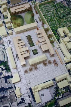Nuova Università Valdostana by Mario Cucinella Architects in Aosta, Italy