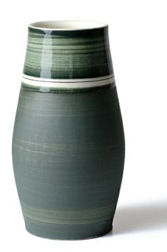 Chelsea Vase in Gray - KREEGER POTTERY