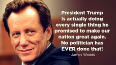 Yeah, no president in the history of ever, has promised and delivered. Yep. That never happened.