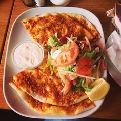 Lamacun, Turkey | 19 Versions Of Pizza From Around The World ...with recipes. :)