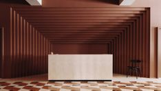 Drei Farben Blau - DEAR Büro - Projekte | dear-magazin.de Stairs, Building, Home Decor, New Construction, Color Blue, Interior, Architecture, Stairway, Decoration Home