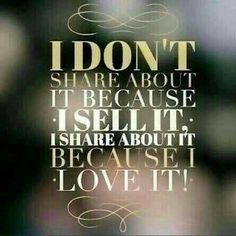 Thrive has completely changed my life and how I feel everyday... I would love for it to change yours as well! Changing Lives