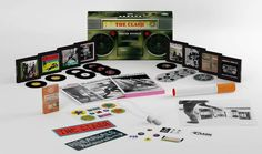 "The Clash to release ""Sound System"", a massive box set shaped like a 1980s boombox.  [Pitchfork]"