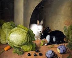 Image result for rabbit art paintings