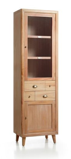 Woodworking About Us Simple Furniture, Art Deco Furniture, Cabinet Furniture, Metal Furniture, Furniture Design, Furniture Plans, Kids Furniture, Cupboard Shelves, Tall Cabinet Storage