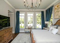 Modern White Farmhouse For Sale in North Carolina