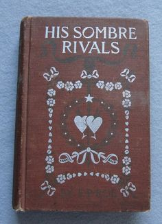 Antique His Sombre Rivals Hardcover Book 1883 by by LuvStephenKing, $11.99