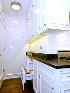 Small Space Gourmet Kitchen : Rooms : Home & Garden Television