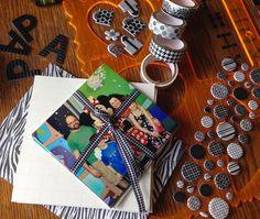 Bricolage: une carte-accordéon pour la fête des Pères | Activités et loisirs des enfants | Yoopa.ca