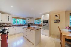 Main Road, Cherhill, Calne - 4 bedroom detached house - Allen & Harris