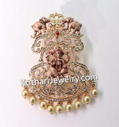 Ganesh, Brooch, Jewelry, Fashion, Moda, Jewlery, Jewerly, Fashion Styles, Brooches