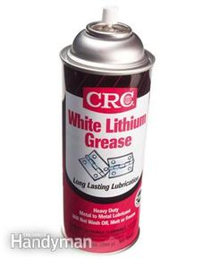 Lubricate Car Locks, Hinges and Latches - Article: The Family Handyman