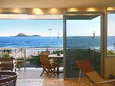 Oceanfront IpanemaHoliday Rental in Ipanema from @HomeAwayUK #holiday #rental #travel #homeaway