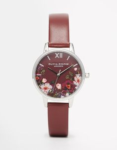 Image 1 of Olivia Burton Winter Garden Midi Watch