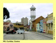 CURITIBA (PR): Downtown