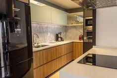Cozinha: Cozinhas modernas por Geraldo Brognoli Ludwich Arquitetura