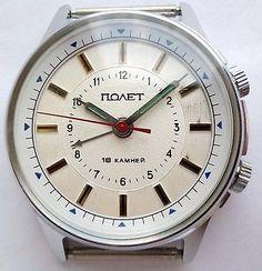 сигнализация Русский часы POLJOT # 2