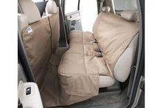 Canine Covers Canvas CoverAll Seat Protector - Free Shipping on Polycotton Coverall Dog Seat Covers