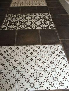Palazzo 12 Quot X 12 Quot Decorative Tile In Antique Cotto Bloom