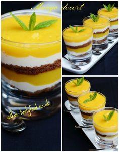 Mango dezert - obrázok 1