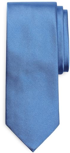 $79, Solid Repp Tie by Brooks Brothers. Sold by Brooks Brothers. Click for more info: http://lookastic.com/men/shop_items/28780/redirect