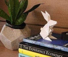 Coelho Origami - VER