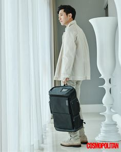 Jin Goo - Cosmopolitan Magazine May Issue Uncontrollably Fond, Oh My Venus, Jin Goo, Empress Ki, Do Bong Soon, Cosmopolitan Magazine, Moon Lovers, Flower Boys