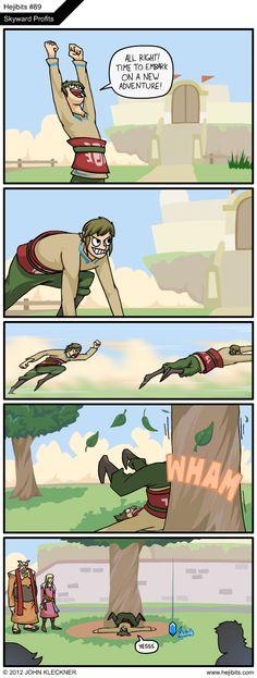 #LegendofZelda Comic