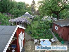 Lindevej 8, 4340 Tølløse - Hyggeligt byhus i Tølløse tæt på stationen #villa #tølløse #selvsalg #boligsalg #boligdk