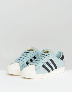 C77124 amorshoes adidas Originals Superstar color blanco Core Negro