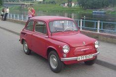 ЗАЗ-965 «Запорожец» - малолитражный автомобиль