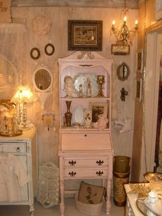 Vintage Pixie...amazing things Shabby Chic Romantic Cottage <3