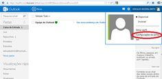 Como integrar MSN, Facebook e Twitter usando o Outlook.com