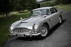 Aston Martin DB5  Photographer: Tim Wallace