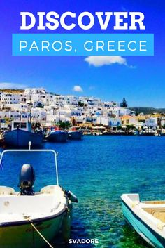 Paros was by far our most genuine, tranquil, and local Greek experience. I know this may sound crazy, but we preferred it to the touristy Santorini and party filled Mykonos. I highly recommend everyone stop by this island to experience a true sense of Greek island life. Read about my travel experience on svadore.com