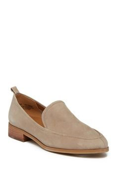 fb2606700a7 Image of SUSINA Kellen Almond Toe Loafer - Wide Width Available.