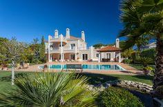 #AVendre Villa Pieds dans l'eau Quinta do Lago - #Portugal - #Beachfront #Seaview