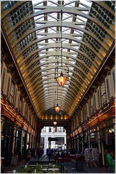 La City . Londres  Leadenhall Market http://www.viajesenfamilia.it/