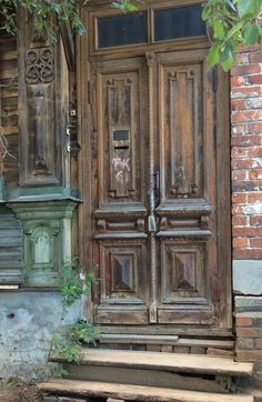 Двери города N - Ярмарка Мастеров - ручная работа, handmade