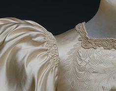 House of Worth | Wedding Dress | c. 1896 |